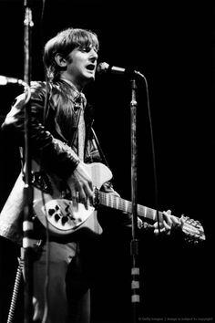 Roger McGuinn of The Byrds