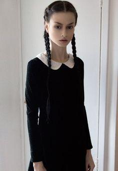 Wednesday Addams Style=)