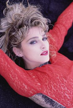 Madonna by Herb Ritts (1985)