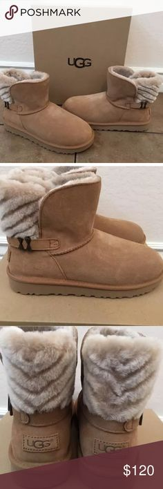 Sale New UGG Boots New in box 100% authentic UGG boots size 7 UGG Shoes Winter  Rain Boots