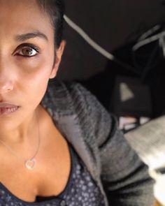 50% of me.  The other half got lost somewhere in the dark.  #half #selfie #face #selfportrait #browneyes #makeup #makeupoftheday #chanel #chanelbeauty #bluejean #eyeliner #pencil #mascara #nars #narsissist #pink #blush #powder #cheeks #esteelauder #moisturizer #lipbalm #geneva #switzerland #myface #iphonex #portraitmode #iphonography