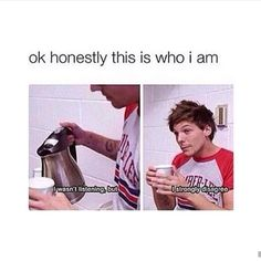 Find images and videos about funny, quote and one direction on We Heart It - the app to get lost in what you love. One Direction Videos, One Direction Humor, One Direction Pictures, I Love One Direction, Direction Quotes, Stupid Funny, The Funny, Hilarious, Louis Williams