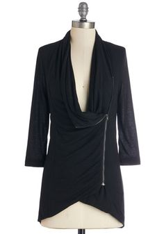 Your favorite cardigan -- now in black!