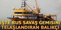 Αυτό είναι το τουρκικό πλοίο που προκάλεσε τα ρωσικά πυρά στο Αιγαίο