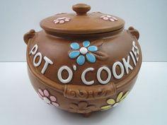 Twin Winton Cookie Jar