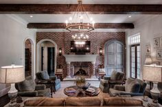 Gabriel Builders - Planning, Architecture, Construction, Development - Handcrafted Homes — Lifelong Relationships - Custom Home Builders - The Cliffs, Greenville, Ashville, Spartanburg, Lake Keowee, North and South Carolina - Photo Gallery: Georgian in the City