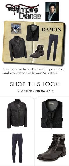 Image result for damon and stefan fashion