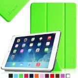 Fintie iPad Air 2 Case - Ultra Slim Stand Case with Auto Wake / Sleep Feature for Apple iPad Air 2 (iPad Green Ipad Air 2 Cases, Apple Ipad, Sleep, Catfish
