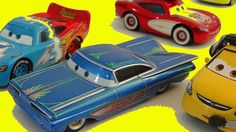 NEW Disney/Pixar Cars  Review by Funtoycollection
