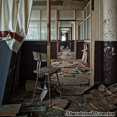 Abandoned Scranton Lace Co.  Visit my Abandoned America website for more   by abandoned_america