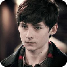 Jared Gilmore :: he looks like Daniel in this picture