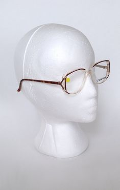 Deadstock Retro Oversized Glasses Vintage Eyeglasses Oversized Glasses,  Eyeglasses, Lenses, Oversized Sunglasses, f166f82cd1