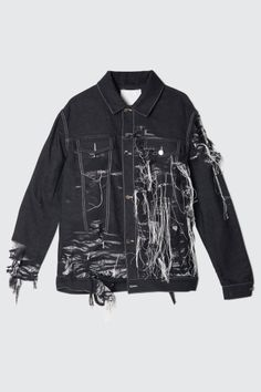 FAUSTINE X CM Woven Denim Jacket