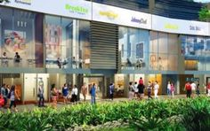 Galaxy Blue Sapphire Plaza affordable commercial, retail and office space at Greater Noida West.