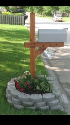 Ways to decorate mailboxes