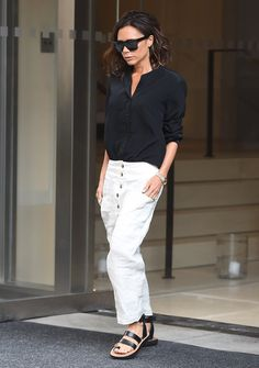 Victoria Beckham Has a Brand-New Look—Just in Time for Fashion Week