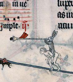 Summer volume of the Breviary of Renaud/Marguerite de Bar, Metz ca. 1302-1305.    Verdun, Bibliothèque municipale, ms. 107, fol. 105r