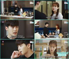 yeon jo came back to the real world after she cut her finger- W - Episode 8…
