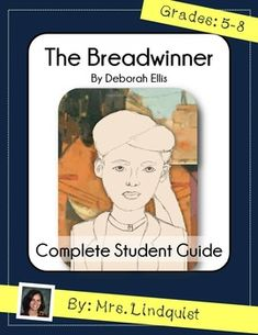 a short comprehensive analysis of the breadwinner a book by deborah ellis During the day, parvana is sitting on a blanket at the market place while her father reads and writes letters for illiterate people to earn money for the family.