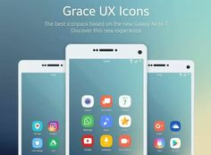 Grace UX  Icon Pack V5.4.0