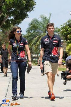 Max Verstappen, Formule 1 Grand Prix van Maleisië 2015, Formule 1