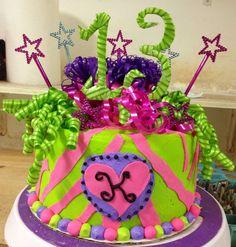 teenage girls cakes | Teen girl birthday cake. | Cakes/Cupcakes