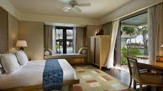 Conrad Bali Hotel - Bali, Indonesia -  Lagoon Suite Bedroom