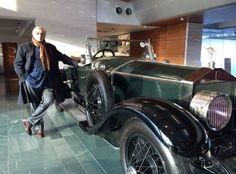 Goodwood  . An old Rolls !!!!