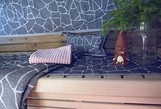 Havupallo - Kohti Joulua -joulublogi Outdoor Sectional, Sectional Sofa, Outdoor Furniture, Outdoor Decor, Home Decor, Modular Couch, Decoration Home, Room Decor, Corner Sofa
