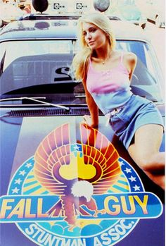 The Fall Guy GMC Truck & Heather Thomas