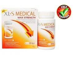 xl-s medical max strength tabletter