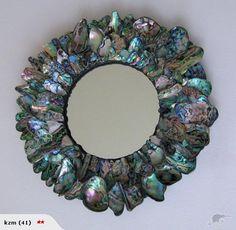 DIY Idea ~ Mirror