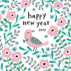 tomoto: Happy New Year 2017