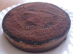 Raw Chocolate, Raw Vegan, Raw Food Recipes, Superfoods, Tiramisu, Ham, Cheesecake, Healthy, Ethnic Recipes