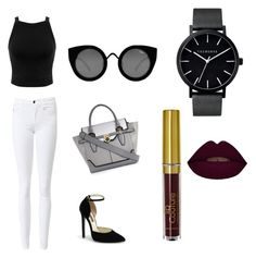 """""""Classy """" by atang-m ❤ liked on Polyvore featuring River Island, Miss Selfridge, Quay and The Horse"""
