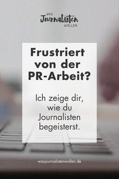 """Weißt du, was Journalisten über die allermeisten Pressemitteilungen sagen? Das hier: """"Les' ich nicht. """"Frustrierend, oder? Wie viele Stunden bringen Menschen in diesem Land mit dem Aufsetzen von PR-Texten zu? Und dann sollen sie bitte so gut sein das sie auch was bringen und das geht so: Pressearbeit, PR, Pressemitteilung, PR schreiben, PR Kampagne, Pressetext, Pressemitteilung schreiben,  Content Marketing deutsch, Content Marketing Ideen, Content basics #marikefrick #pr #pressetext Public Relations, Letter Board, Branding, Content Marketing, Social Media, Lettering, Free Workout, Newsletter Ideas, Feeling Frustrated"""