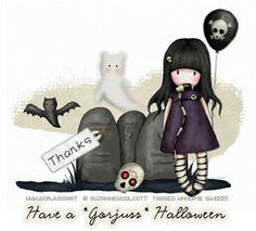 Gorjuss Halloween