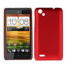 Hard Shell (Rød) HTC One SC Deksel