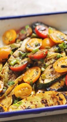 Balsamic Grilled Sum