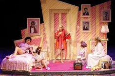 grease musical scenery - Google Search