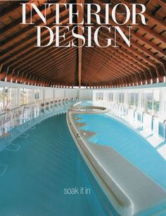 Peninsula Hotel (Tokyo, Japan) as Featured on the Cover of Interior Design Magazine