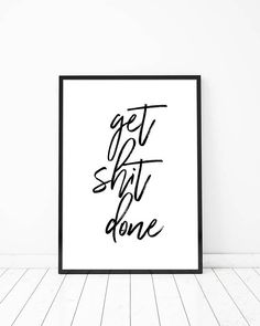Funny Motivational Quotes Motivational Quote Prints Work