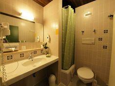 Badezimmer im AKZENT Hotel Landhaus Heinen