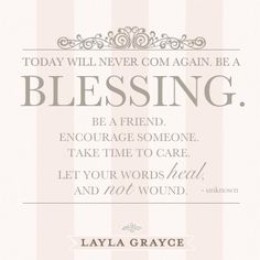 Be a Blessing! Bible Verses Quotes, Faith Quotes, Me Quotes, Great Quotes, Quotes To Live By, Inspirational Quotes, Faith In Love, Powerful Words, Love Words