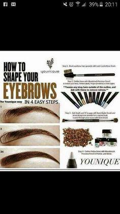 Younique younique younique. Make up tips