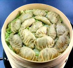 Chinese Dumplings/Pot Stickers - full details→ http://staceyrecipescookingtips.blogspot.com/2013/09/chinese-dumplingspot-stickers.html