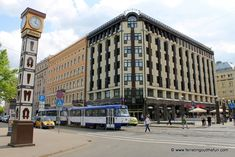 Wondering what to buy in Riga, Latvia? Here is a list of my favorite stores plus all the best souvenirs to take home from your trip to the Baltics! Riga Latvia, San Francisco Ferry, Street View, Building, Fun, Travel, Tricot, Viajes, Buildings