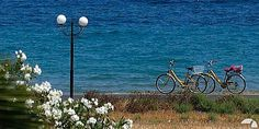 Biking its fun for the whole family. Take a stroll in the North of the Island. For a warm up from Kos to Tigaki or the other way around.