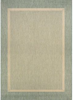 Linden Texture Green/Beige Indoor/Outdoor Area Rug
