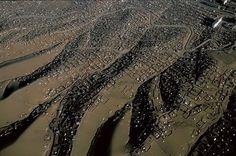 Юрты на окраине монгольской столицы Улан-Батор.
